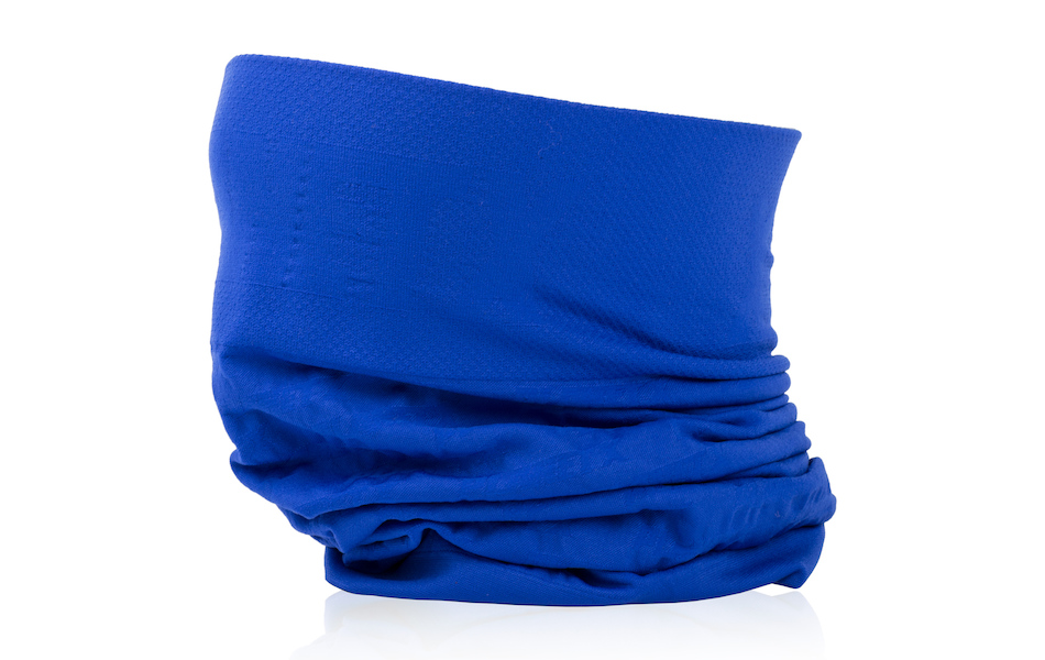 Planet X Pro 365x Seamless Neck Warmer / One Size / Blue