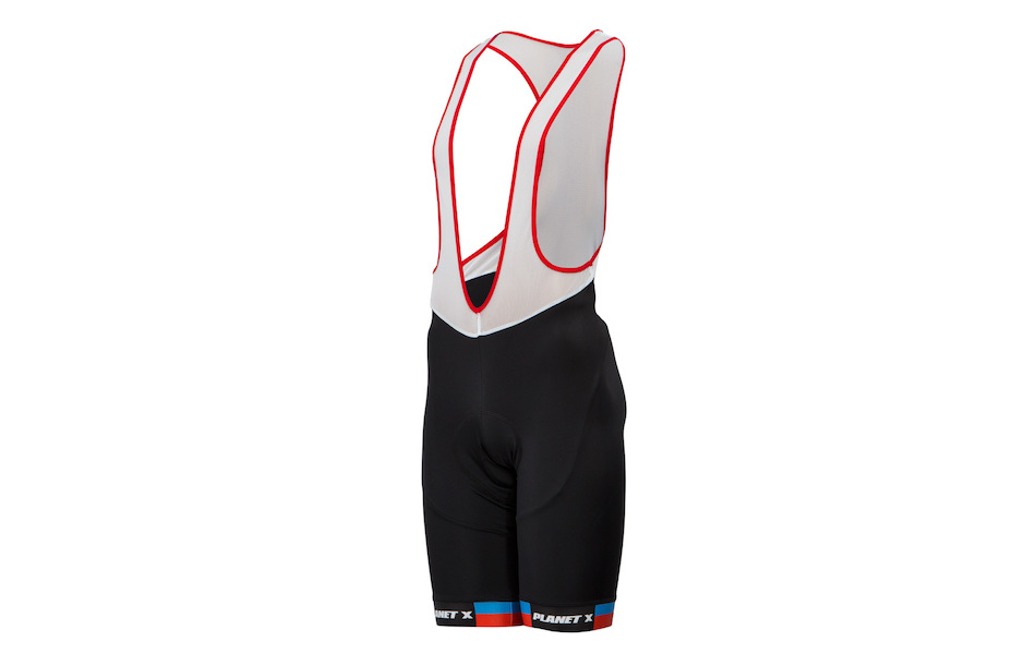 Planet X Pro Level Retro X Bib Shorts / Medium