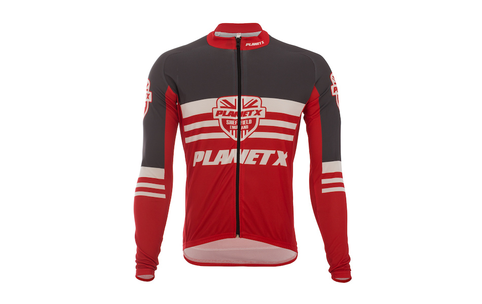 Planet X Shield Long Sleeve Jersey