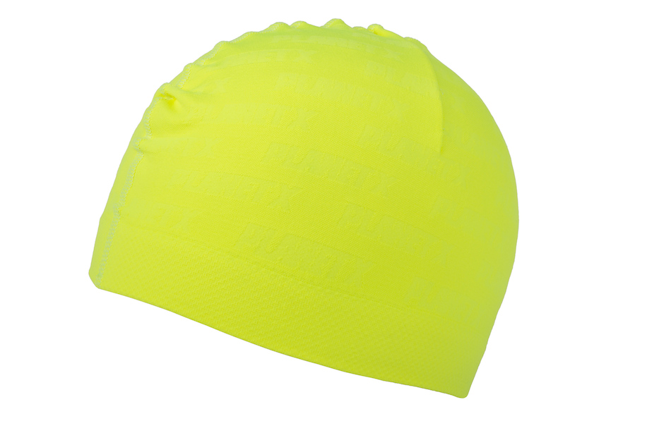 Planet X Pro 365x Seamless Skull Cap / One Size / Fluro