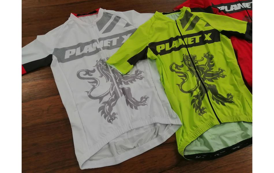 Planet X Sublime Short Sleeve Jersey