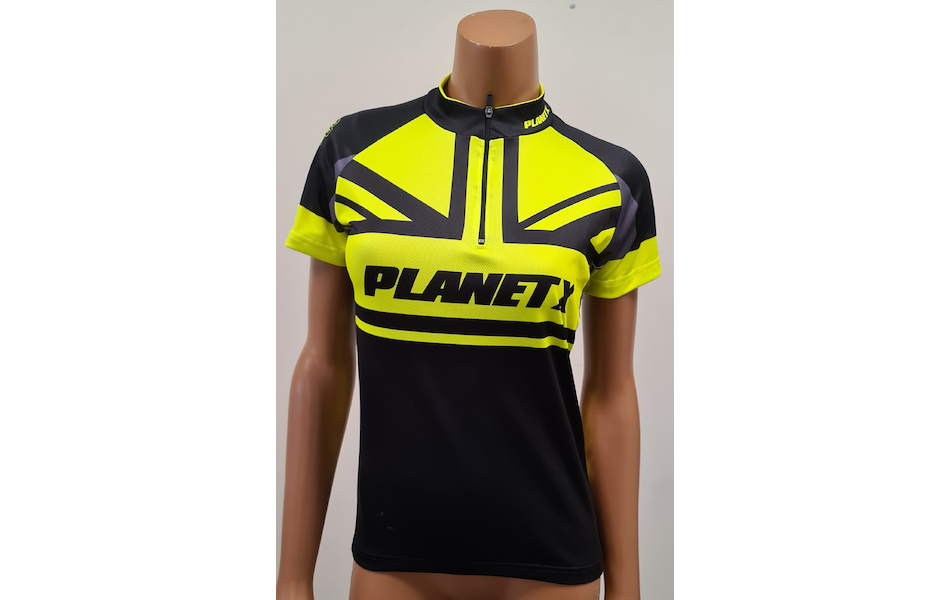 Planet X Union Womens Short Sleeve Jersey