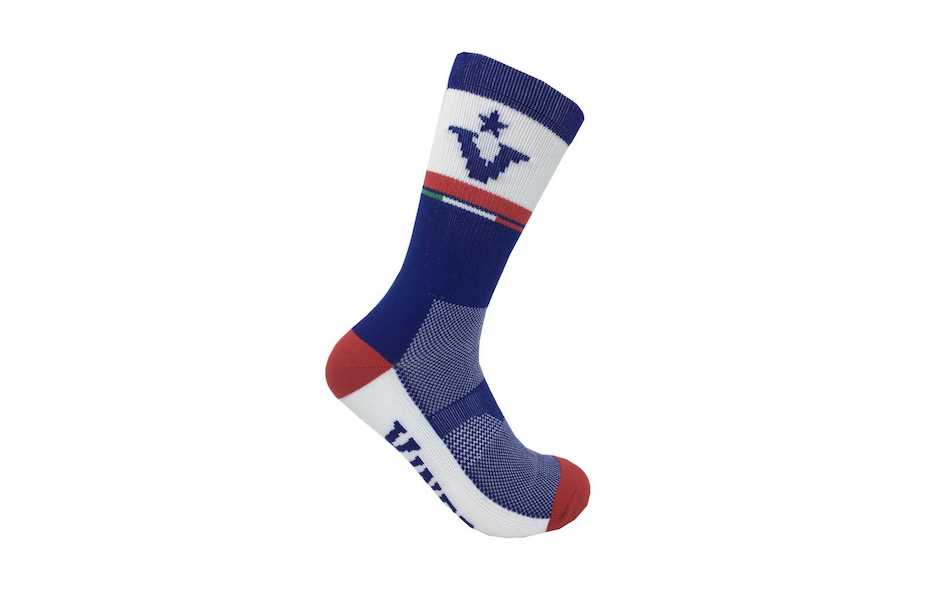 Viner Retro 70 High Top Cycling Socks