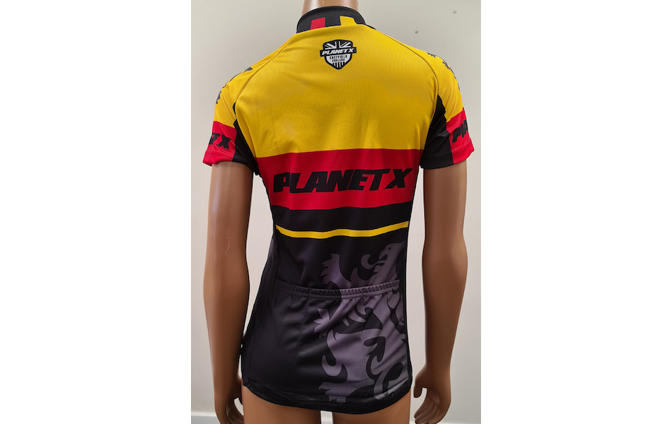Planet X Flanders Womens Short Sleeve Jersey