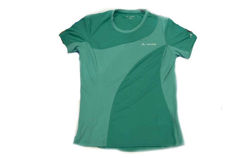 Vaude Moab Womens Short Sleeved Jersey