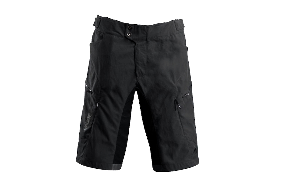 Vaude Mens Tail Pants, With Liner Shorts.
