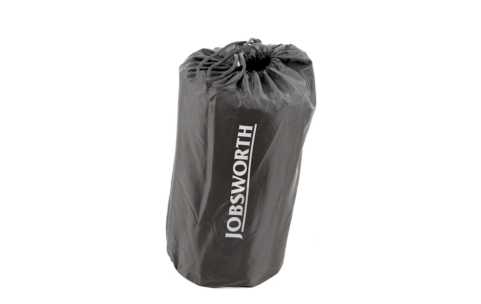 Jobsworth Semi, Inflatable Camping Mat