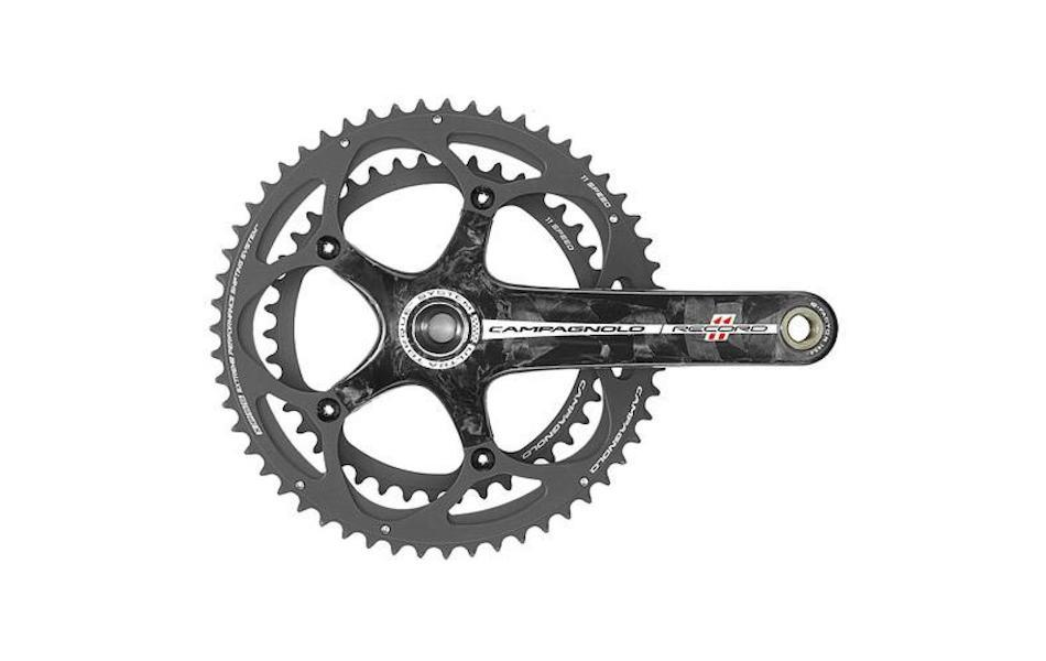 Campagnolo Super Record Ultra Torque 11 Speed Carbon Chainset