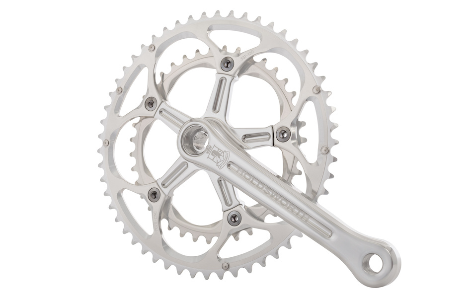 Holdsworth Retro Crankset