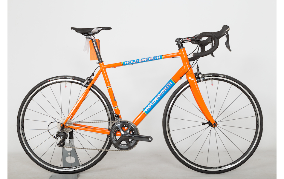Holdsworth Competition / Large / Orange / Shimano Ultegra