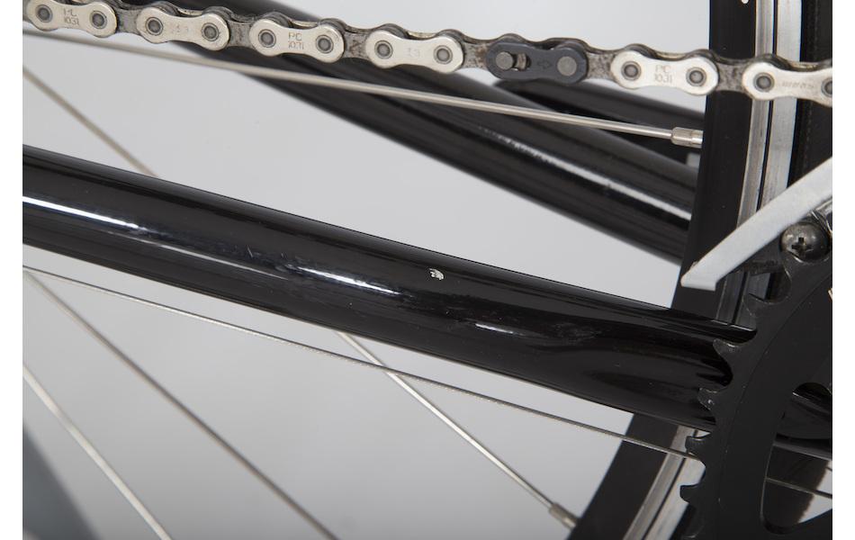 Planet X RT-58 Alloy SRAM Apex Road Bike (Flatbar) / Medium / Black