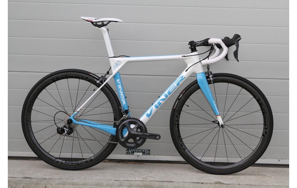 Viner Settanta / Medium / Azzurro Italia 70 / Shimano Ultegra 6800