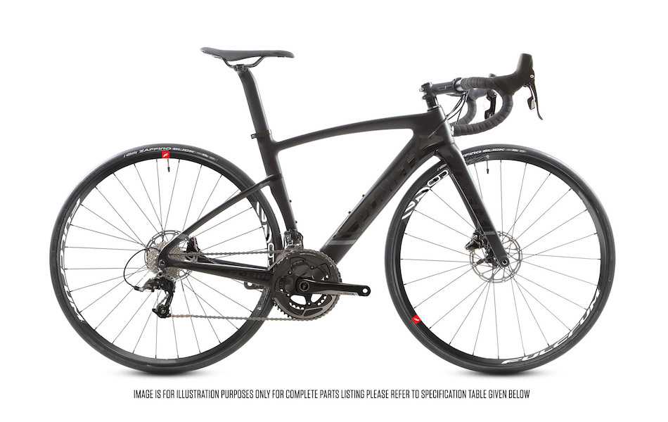 Planet X EC-130E Rivet Rider Disc SRAM Rival 22 Road Bike - Large