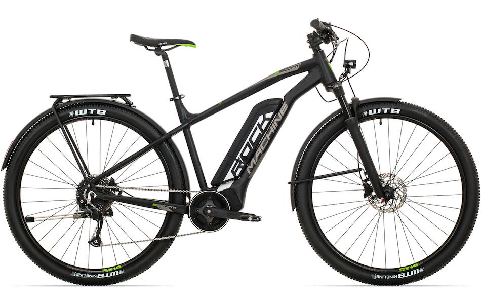 Rock Machine Storm E60-29  25th Anniversary Touring E-Bike