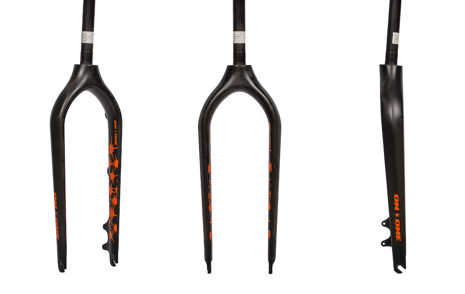 On-One Carbon Fatty Fork