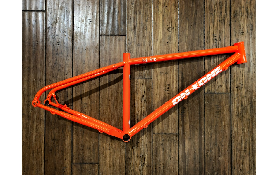 "On-One Big Dog 29"" Mountain Bike Frame"