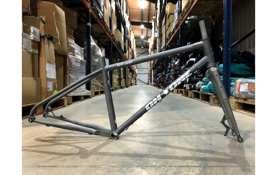 On-One Bootzipper 650b Mountain Bike Frameset