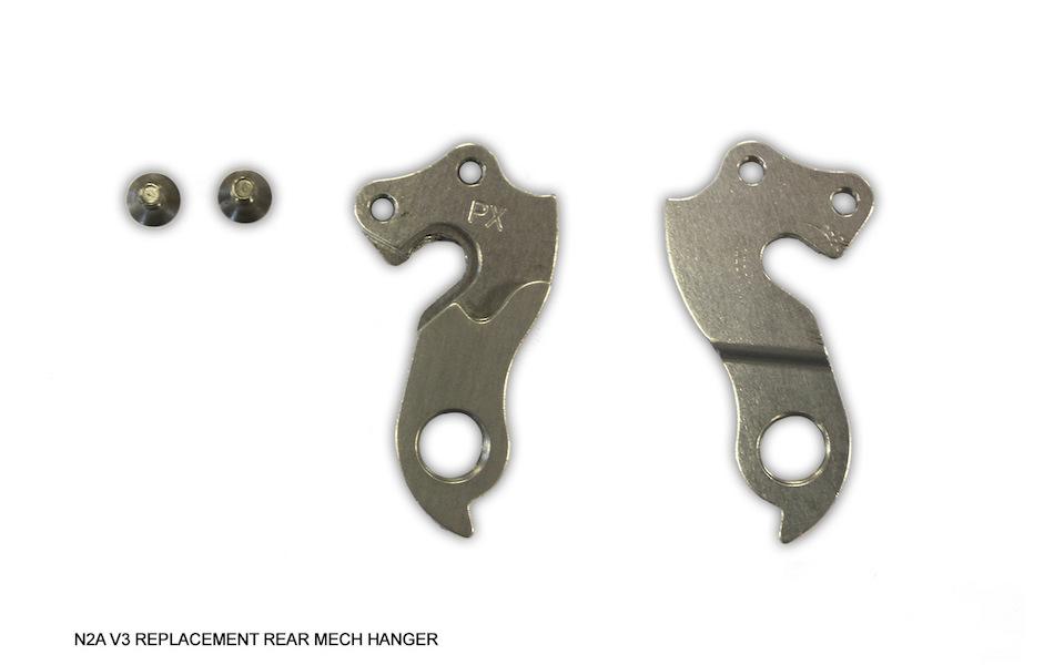 Gear Mech CNC Derailleur Hanger Planet X Pro Carbon Eroad Quintana Roo Split