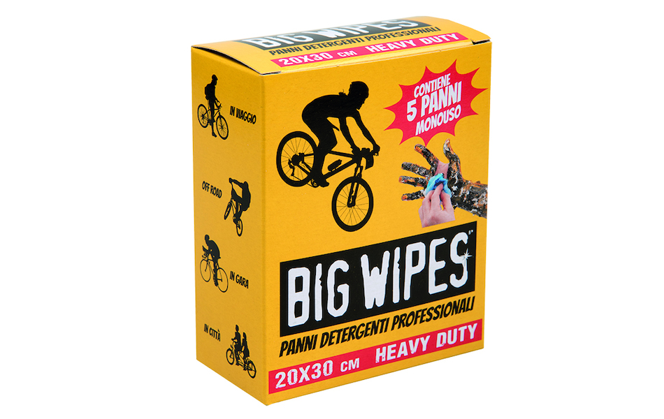 Big Wipes Heavy Duty Hand Wipes