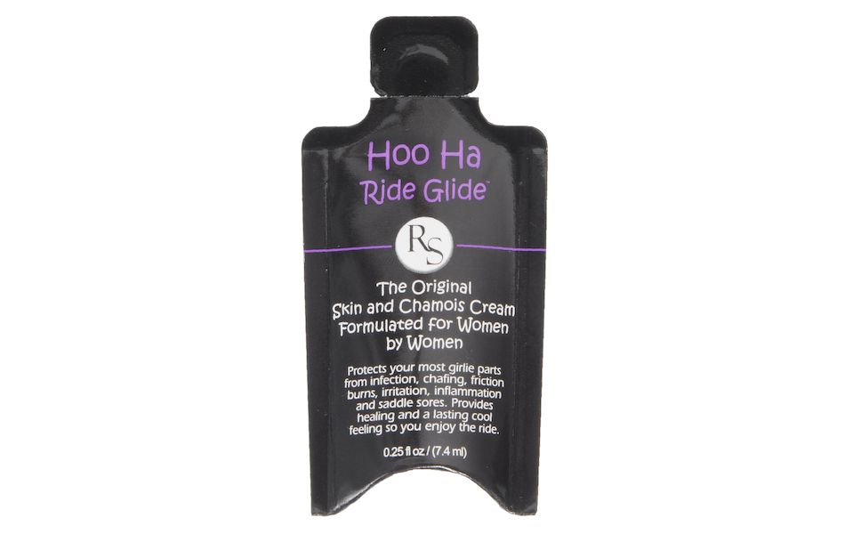 Hoo Ha Ride Glide Womens Chamois Cream