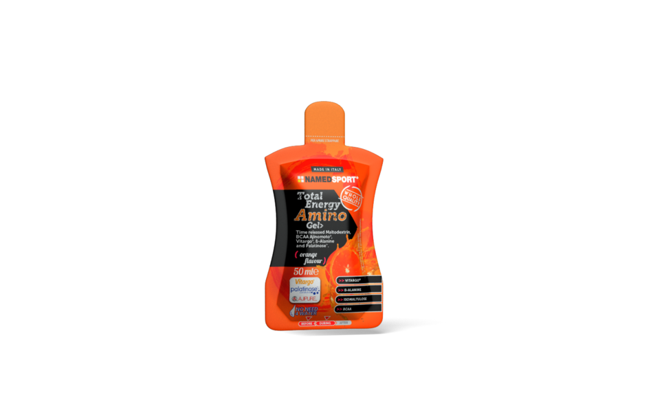 NAMEDSPORT Nutrition / Total Energy Amino Gel - Orange 50ml