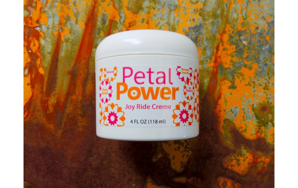 Petal Power Joy Ride Cream