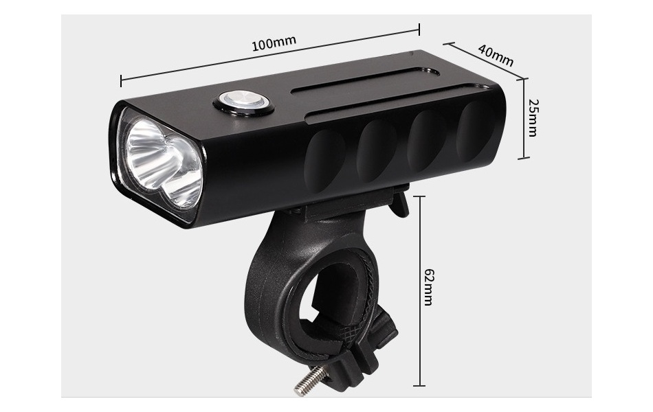 Jobsworth Bobby Dazzler 20W Lumen Front Light