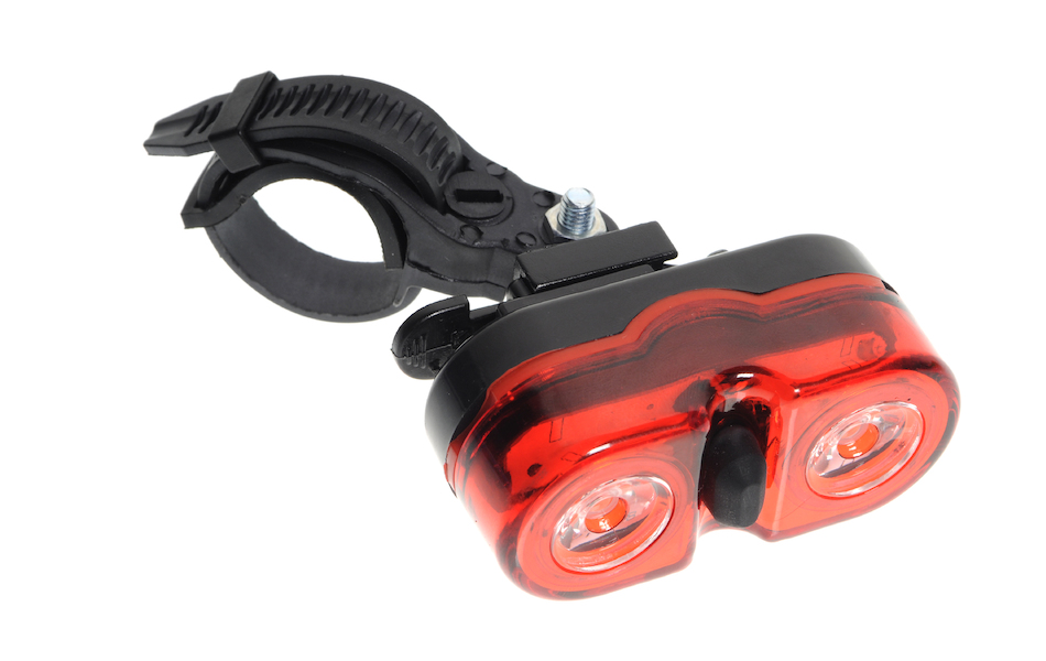 Phaart Bleep Dual 0.5 Watt LED Rear Light  Red LED