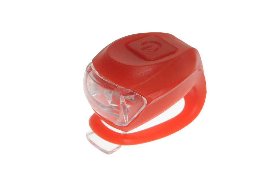 Phaart Strap On LED Light / Red / Red LED