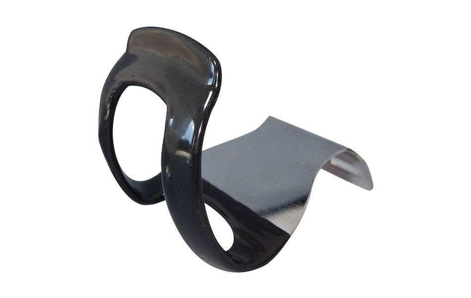 MKS Plastic Coated Toe Clip