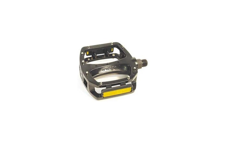 Wellgo LU987U Flat Mountain Bike Pedal