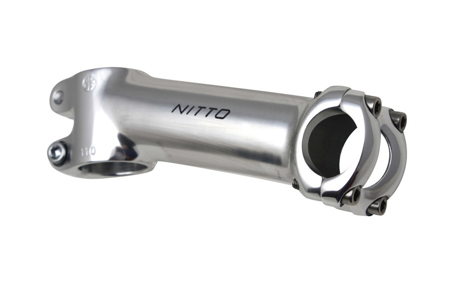 "Nitto NJ-89 Oversized 1 1/8"" Ahead Stem"