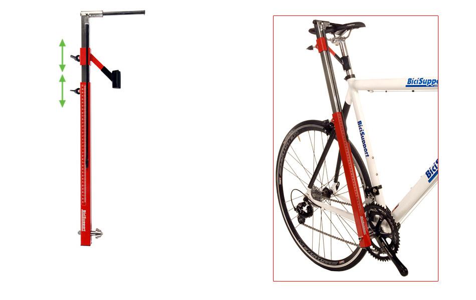 BiciSupport Saddle Height Measure