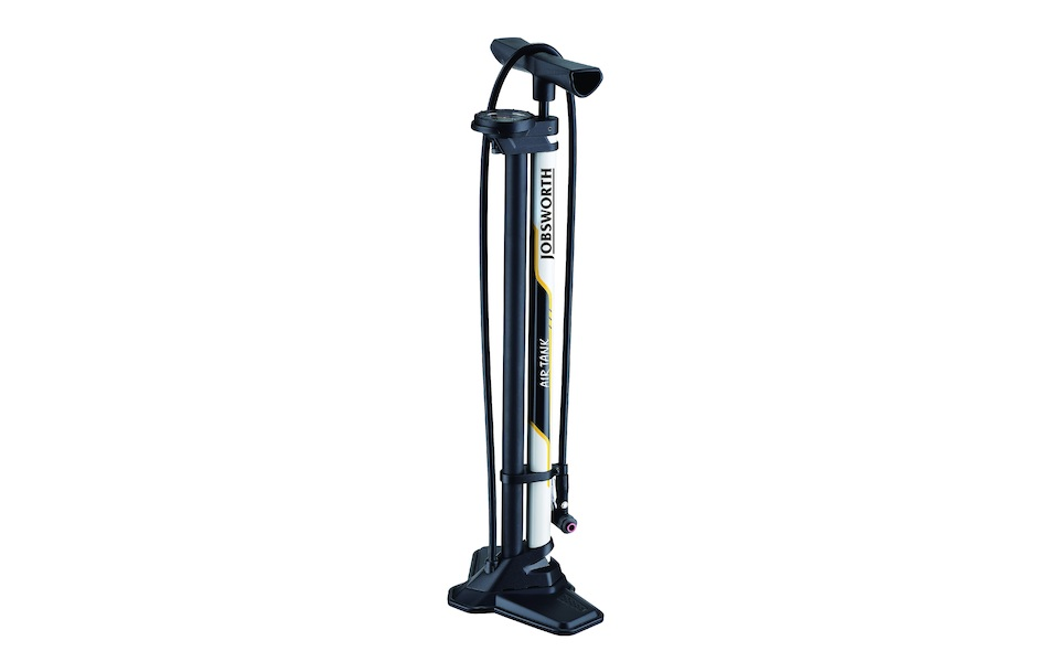 Jobsworth Tubeless 2 Pump It Up Track Pump