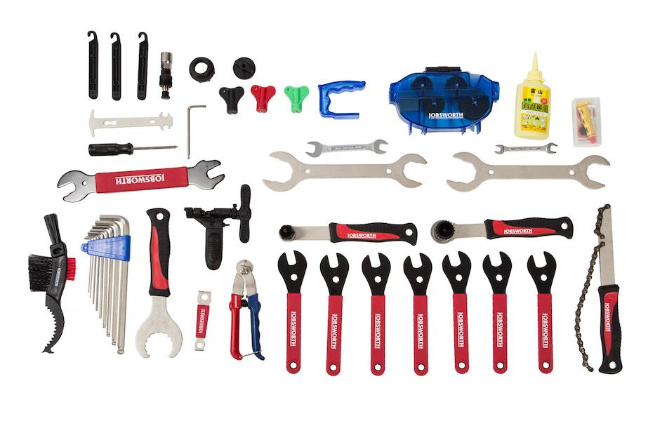 Jobsworth Super Pro All-U-Need Workshop Toolkit