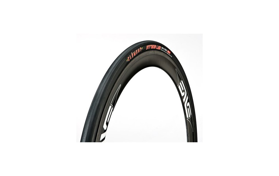 Clement Strada LGG  Folding Tyre 700c / Dual Compound / 25mm / Black / 120TPI