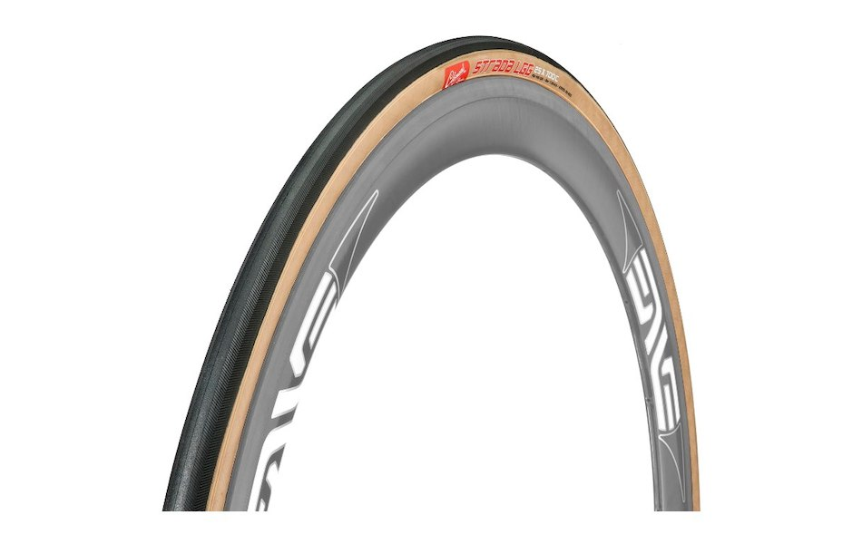 Clement Strada LGG Wire Bead Tyre 700c / 28mm / Tan Wall / 60TPI