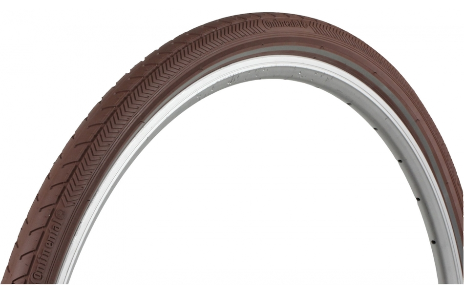 Continental Classic Ride Reflective 700c Wired Tyre