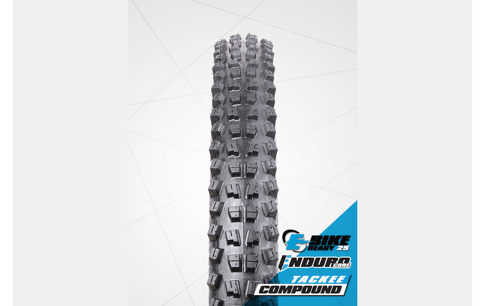 "Vee Rubber Flow Snap Enduro Tyre / 29"" x 2.35"" / Tackee Enduro / Folding"