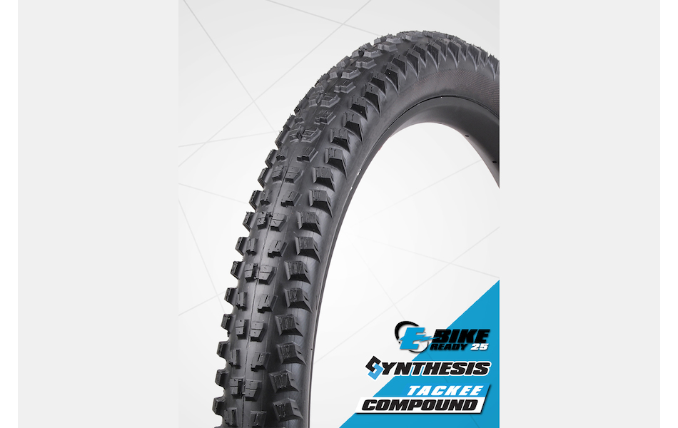 "Vee Rubber Flow Snap Enduro Tyre / 29"" x 2.6"" / Tackee Synthesis / Folding"