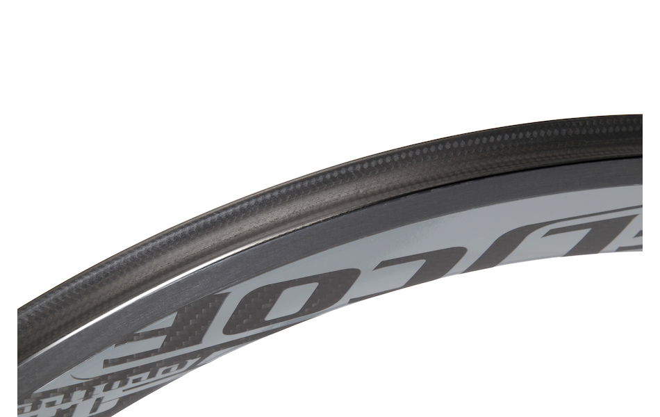 Selcof Ultra 0.3 Time Trial / Triathlon Tri Spoke Carbon Aero Front Wheel / Tubular