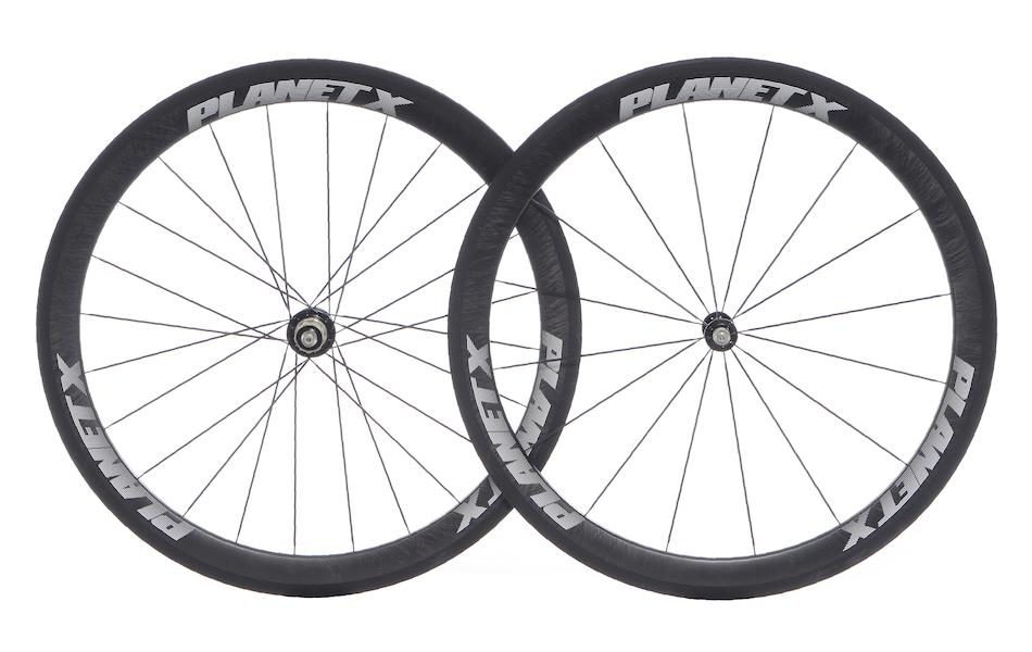 Planet X Pro Carbon 50/50 Wheelset