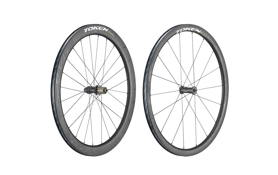 Token Ventous 36mm + Konax Pro 52mm Wheelset