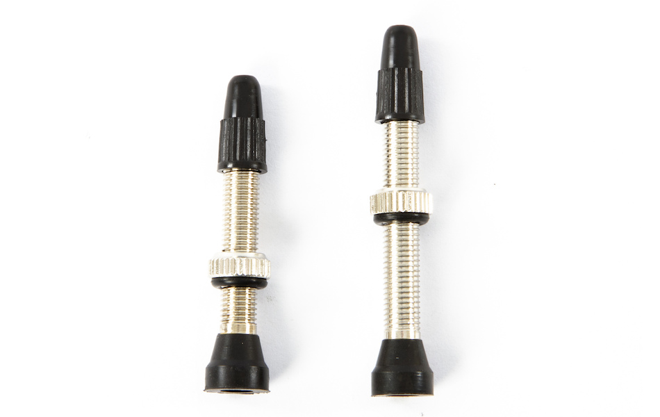 Jobsworth Tubeless Presta Valve Set Brass