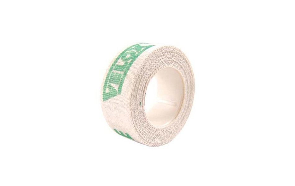 Velox Bicycle Rim Tape-Cotton Cloth-Bike Wheel Strip-2 Rolls-22 mm NEW