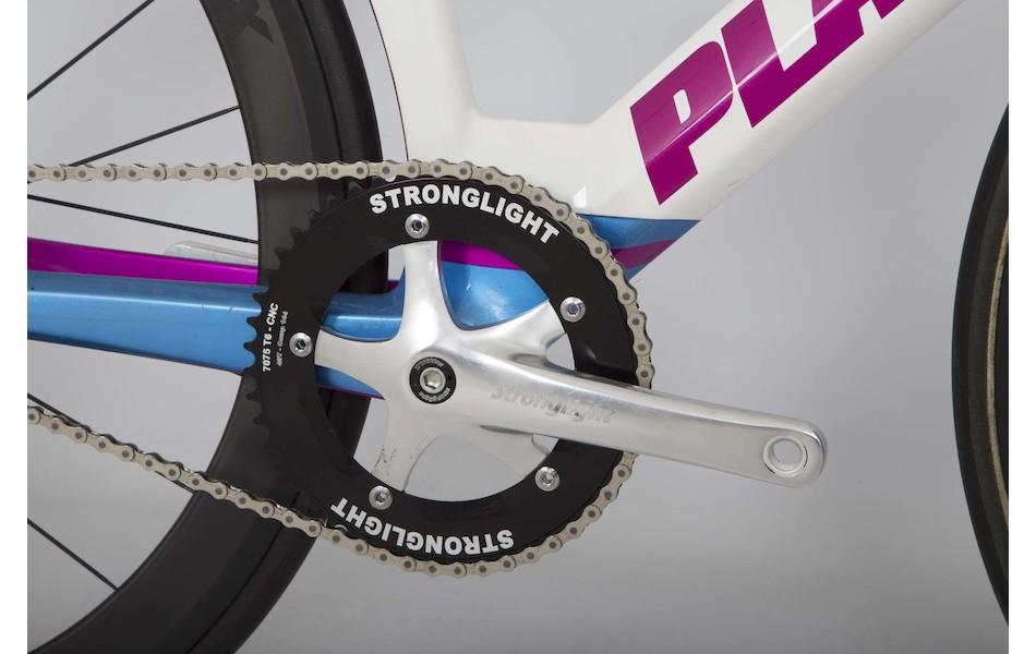 Planet X Koichi San 1 / Small / Pink / 50/50 Carbon Track Wheels / Used